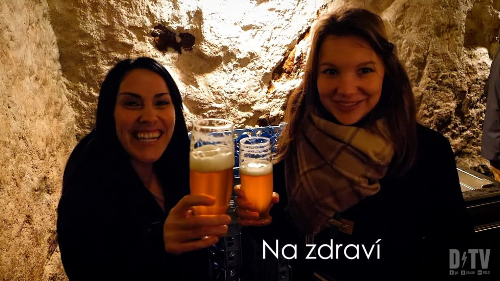 "Before you enjoy your glass of Czech Republic beer, celebrate with companions by saying ""Na zdravi!"""