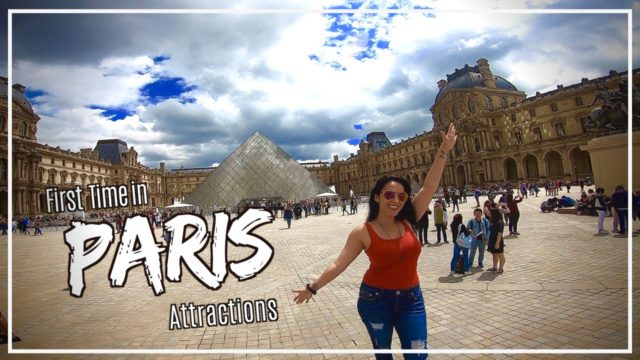 Is it your first time in Paris? Check out my recommendations at dtvdanieltelevision.com