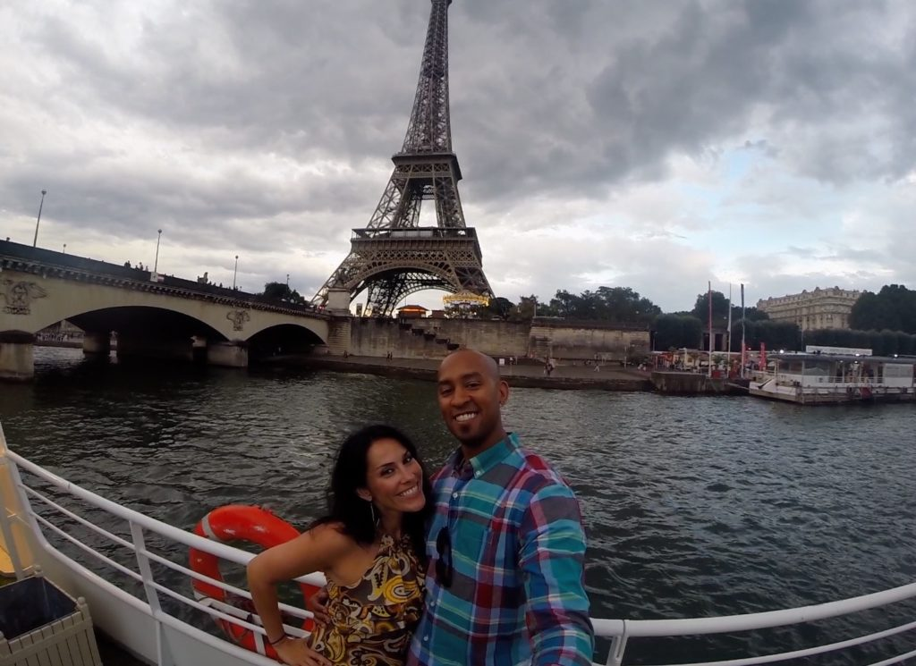 Take a river cruise in Paris to explore the city in a new way!