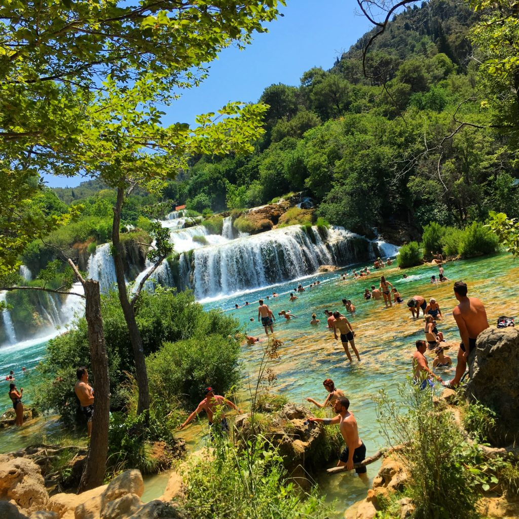 Beautiful beaches and dreamy waterfalls - you have to visit Croatia! Learn more at dtvdanieltelevision.com