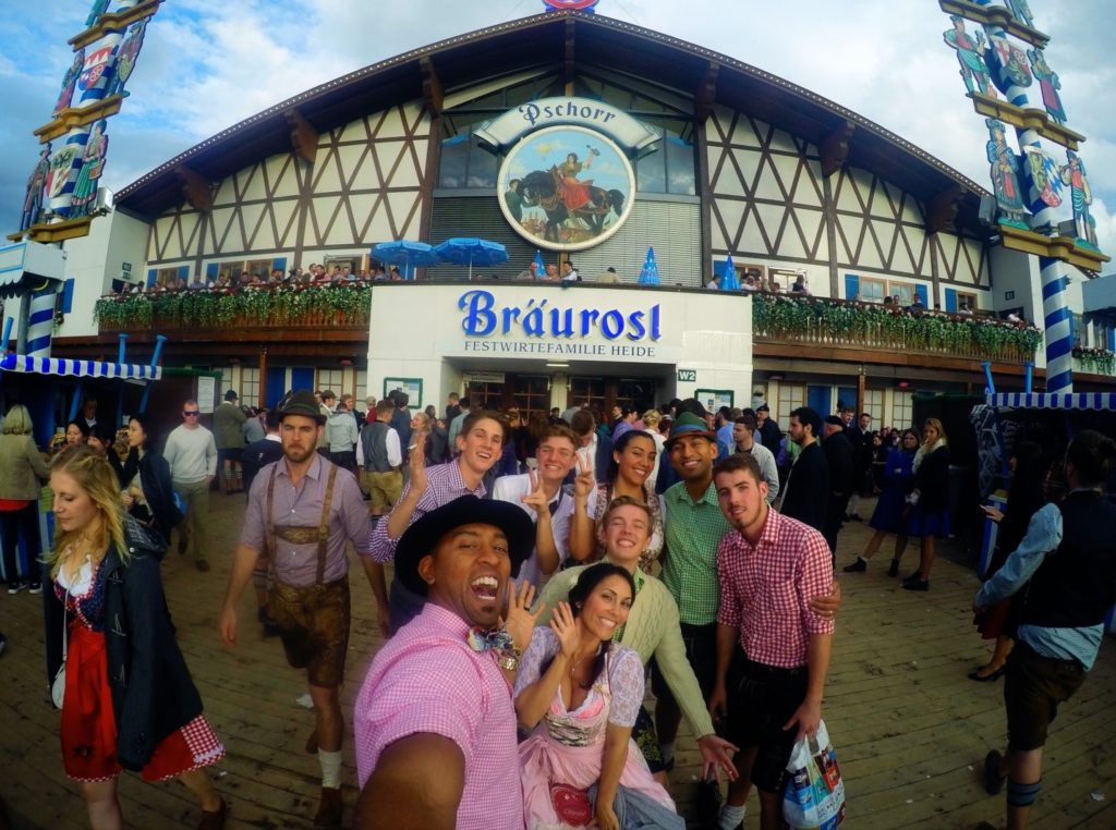 If you're PCSing to Germany, you have to attend Oktoberfest at least once!