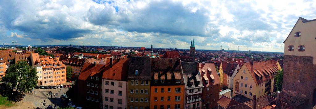 Nuremberg is an easy day trip from Vilseck, Grafenwoehr, Weiden, and Amberg!