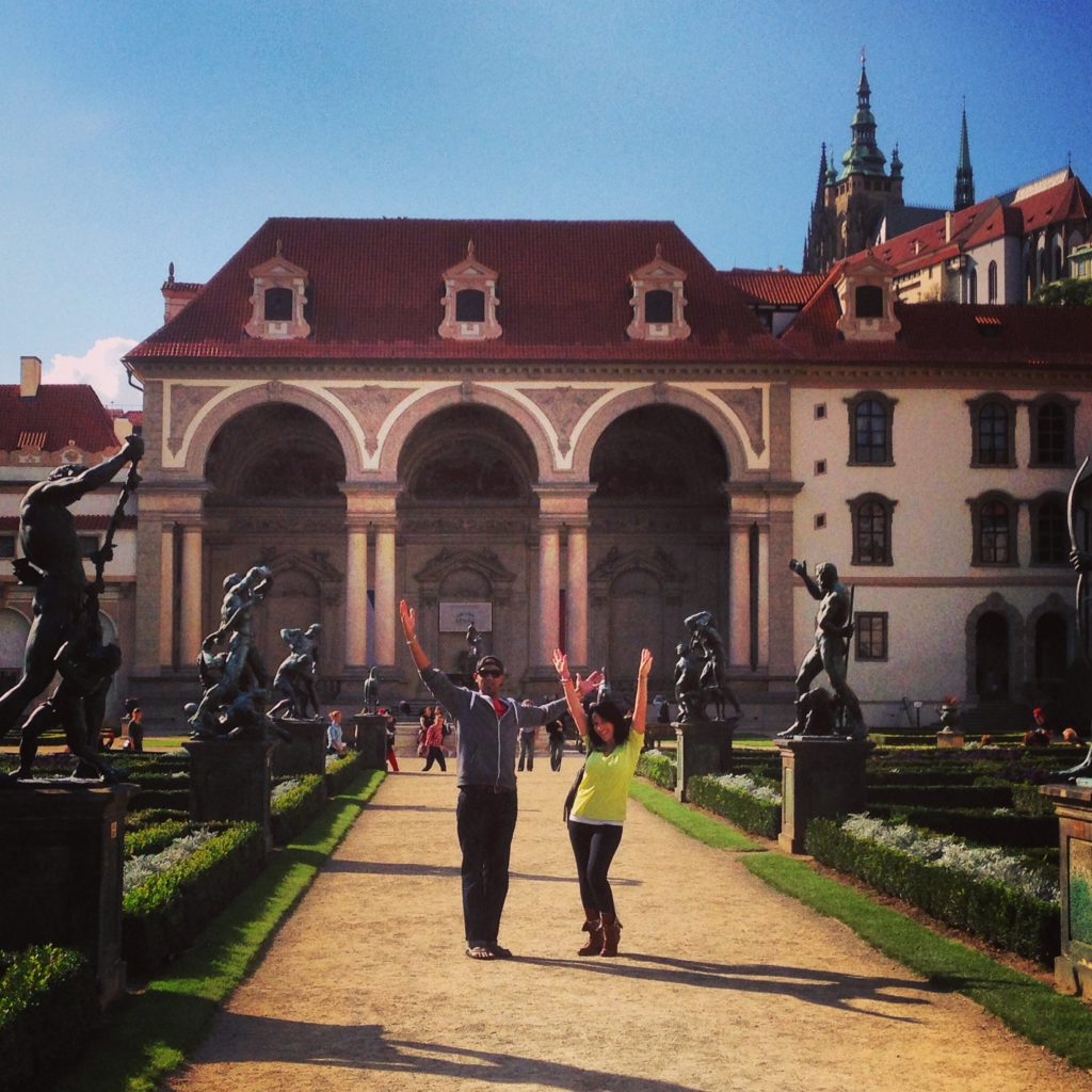 If you're PCSing to USAG Bavaria Grafenwoehr, Prague will be an easy day trip for you!