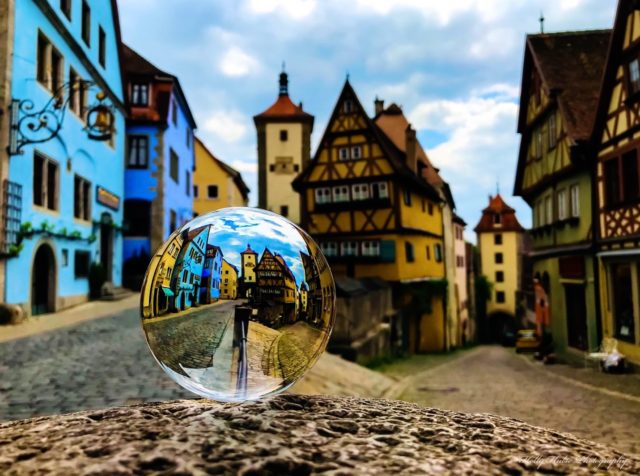 Rothenburg is a quintessential German town that you have to visit when you PCS to Germany!