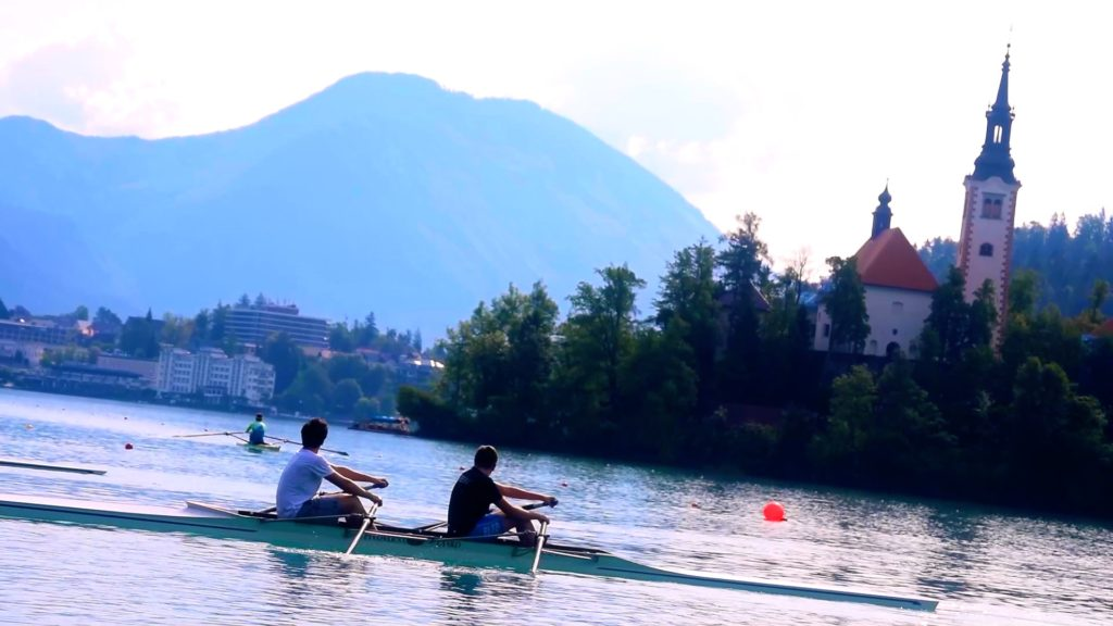 Lake Bled is a must-see destination in Slovenia!