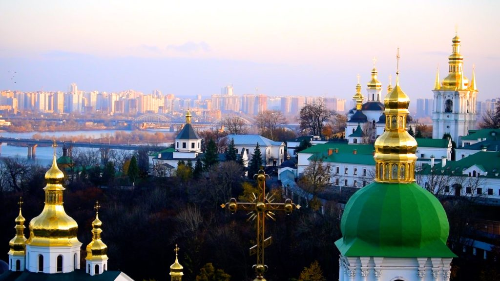 Ukraine has a rich history with plenty of things to do!