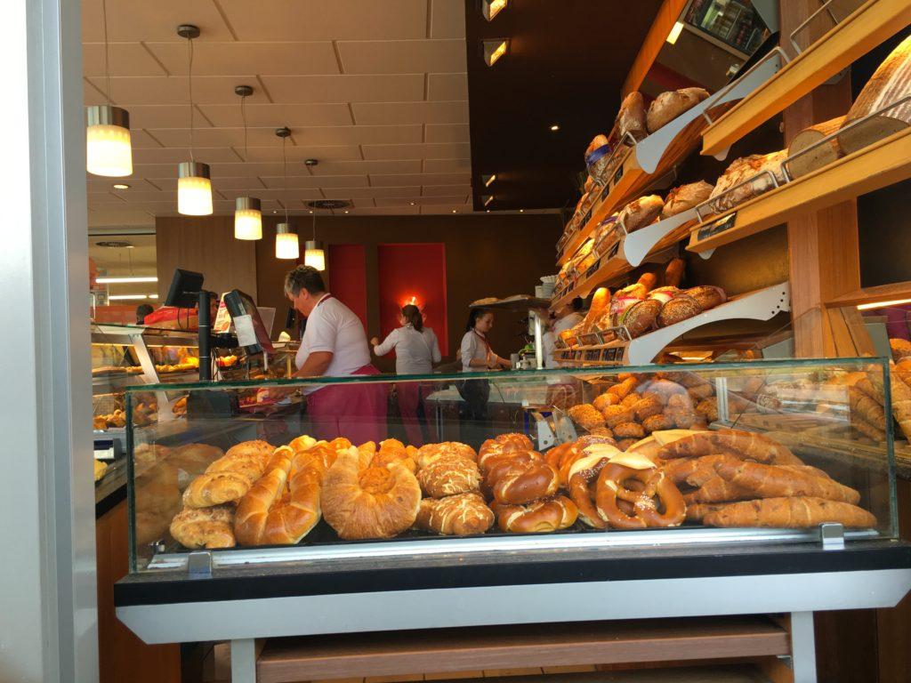 Drive Through bakery at Backhaus Kutzer