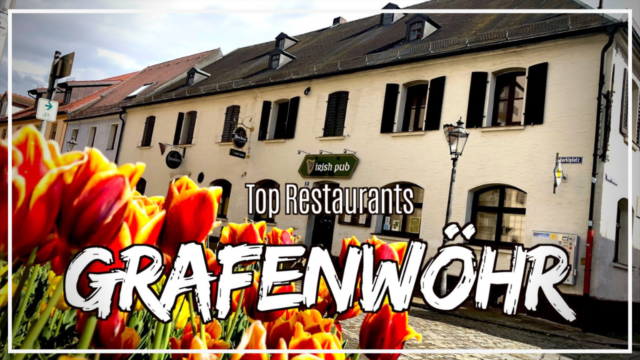 The irish pub in downtown Grafenwöhr Germany