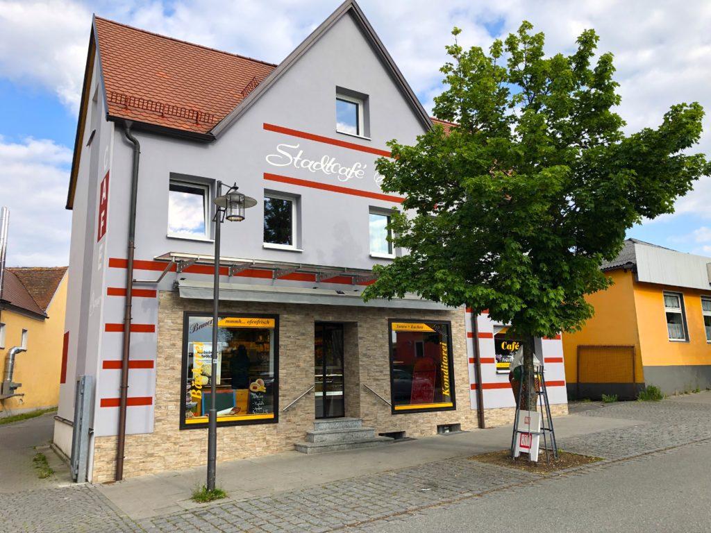 Bäckerei Konditorei Cafe Bauer in Grafenwoehr Germany