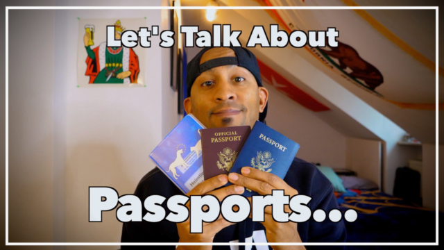 Let's talk about Military passports, holding the Military Official Passport, No-Fee Tourist Passport and a Pet Passport