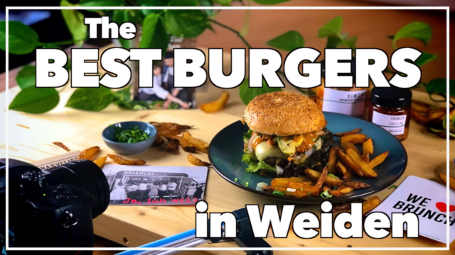 Picture of the Best burgers in weiden at nina & velja's kitchen