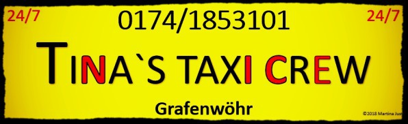 Tina's taxi crew information